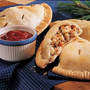 Mother's Pasties Recipe