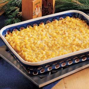 Special Creamed Corn Recipe