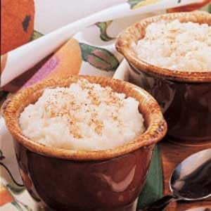 Leftover Rice Pudding Recipe
