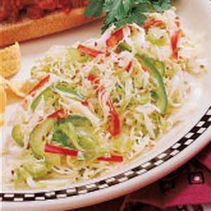 Crunchy Dilled Slaw Recipe