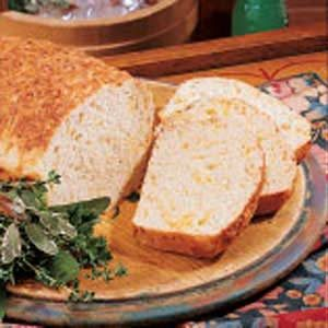 Cheese Batter Bread Recipe
