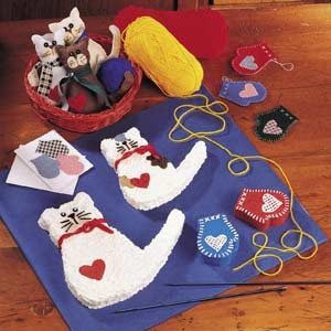 Kittens N Mittens Cake Recipe