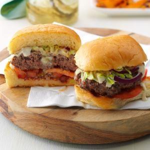 King Burgers Recipe