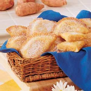 Fried Sweet Potato Pies Recipe