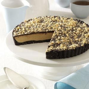 Peanut Butter Chocolate Tart Recipe
