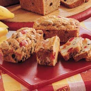 Fruit 'n' Nut Mini Loaves Recipe