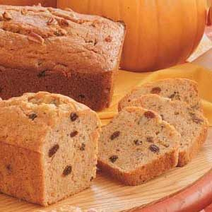 Raisin Banana Bread Recipe