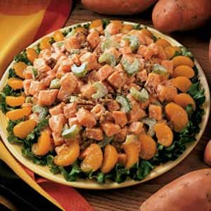 Southern Sweet Potato Salad Recipe