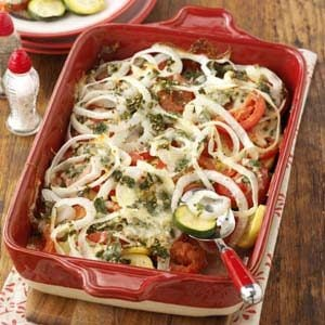 Greek Herb Ratatouille Recipe