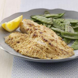 Broiled Parmesan Tilapia Recipe