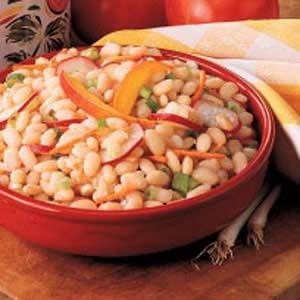 Curried Bean Salad Recipe