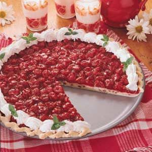 Cherry Cheese Pizza Recipe