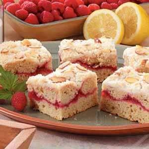 Raspberry Crumb Cake Recipe