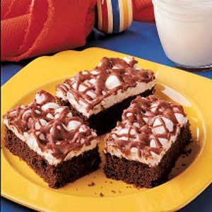 Chocolate and marshmallow cake recipes