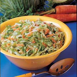 Mom's Coleslaw Recipe