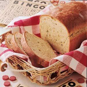 Bingo Bread Recipe