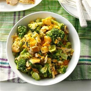 Slow-Cooked Broccoli Recipe