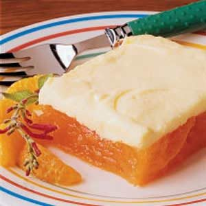 Creamy Orange Fluff Recipe
