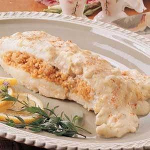 Stuffed Haddock Recipe