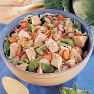 Quick and Crunchy Chicken Salad Recipe
