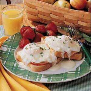 Sunday Brunch Eggs Recipe