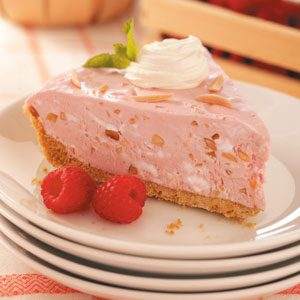 Frozen Raspberry Pie Recipe