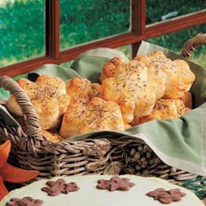 Shamrock Biscuits Recipe