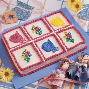 Prairie Birthday Cake Recipe