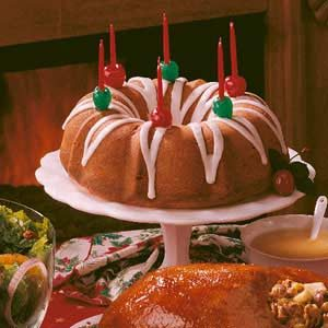 Holiday cakes recipes for christmas