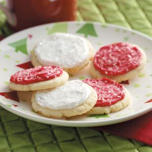 Anise Sugar Cookies