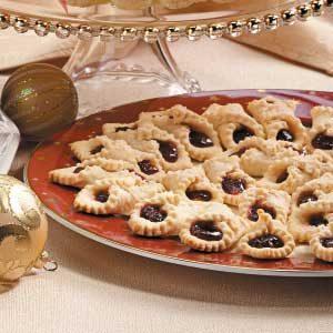 Italian Horn Cookies Recipe