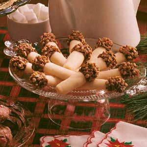 Fancy Butter Cookies Recipe