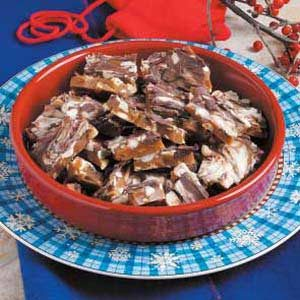 Marbled Almond Roca Recipe