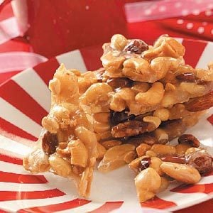 Mixed Nut Brittle Recipe