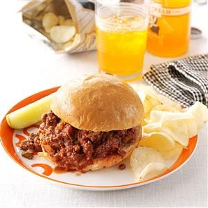 Super Sloppy Joes Recipe