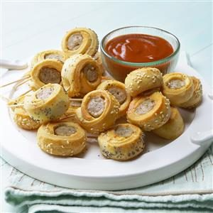 Sausage Biscuit Bites Recipe