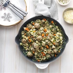 Italian Wedding Soup Supper Recipe