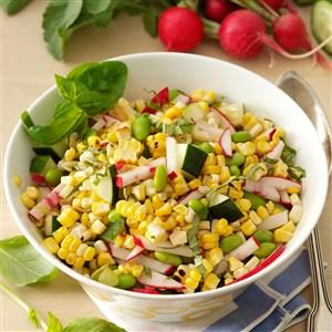 Farmer's Market Corn Salad Recipe