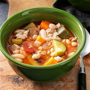 Slow & Easy Minestrone Recipe