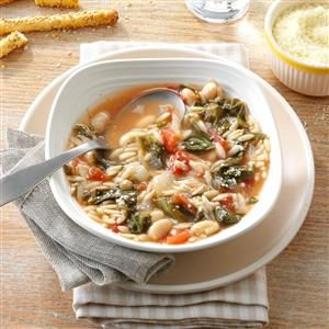 White Bean Soup with Escarole Recipe