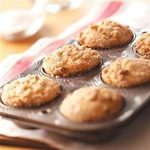 Apple Crunch Muffins Recipe