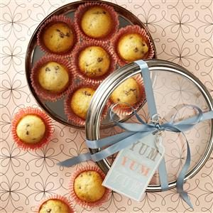 Chocolate Chip Mini Muffins Recipe