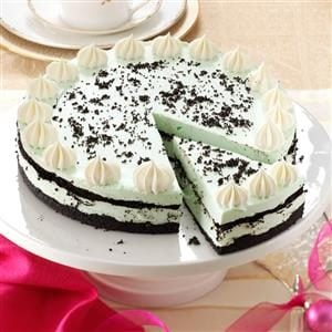 Grasshopper Cheesecake Recipe