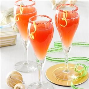 Holiday Mimosa Recipe
