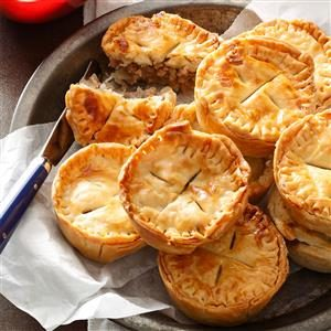 Mini Pork Pies Recipe
