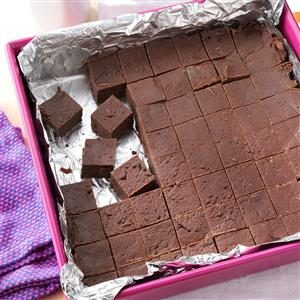5-Ingredient Fudge Recipe