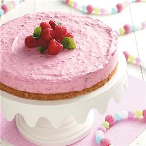 Creamy Raspberry Dessert Recipe