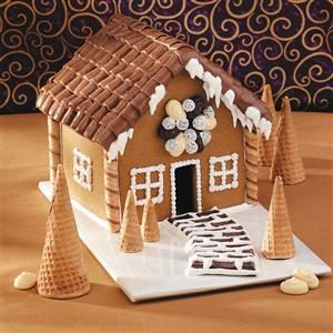 recipe: small gingerbread house recipe [6]