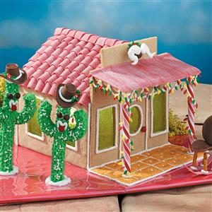 Gingerbread Ranch House Recipe