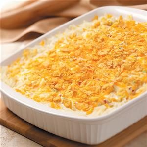 Harvest Potato Casserole Recipe